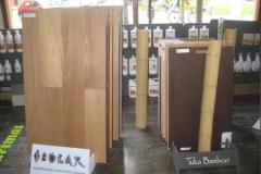Gran surtido de madera